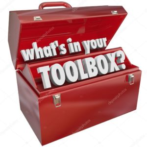 whats in your tool box